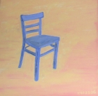 Blue Chair in the Peach (2006/01)