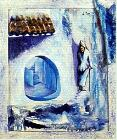 blue marrocan door way n.1 (1998) Svenja Bary