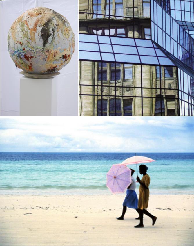 Ausstellungs Summertime, Malerei, Fotografie und Skulpturen von 22 Künstlern